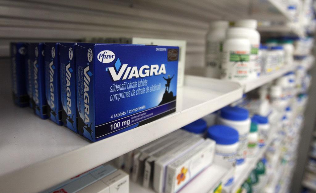 Viagra, Pfizer