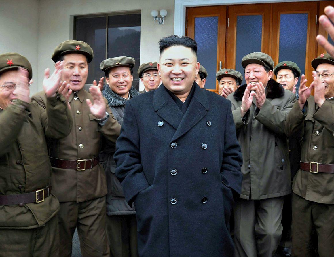 [COREIA DO NORTE CAIXISTA]FBI confirma envolvimento da Coreia do Norte nos ataques à Sony; Obama promete resposta à altura 740393?tp=UH&db=IMAGENS