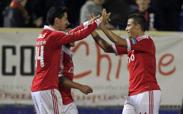 Nove golos do Benfica a abrir 2013 servem de aperitivo para o FC Porto