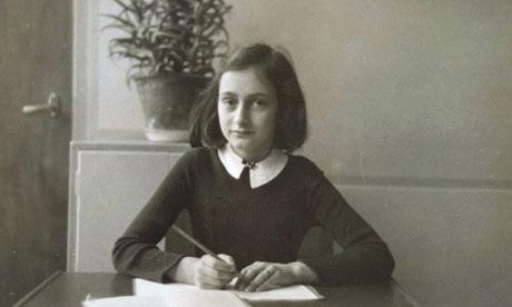 Diário de Anne Frank em versão iPad com material inédito